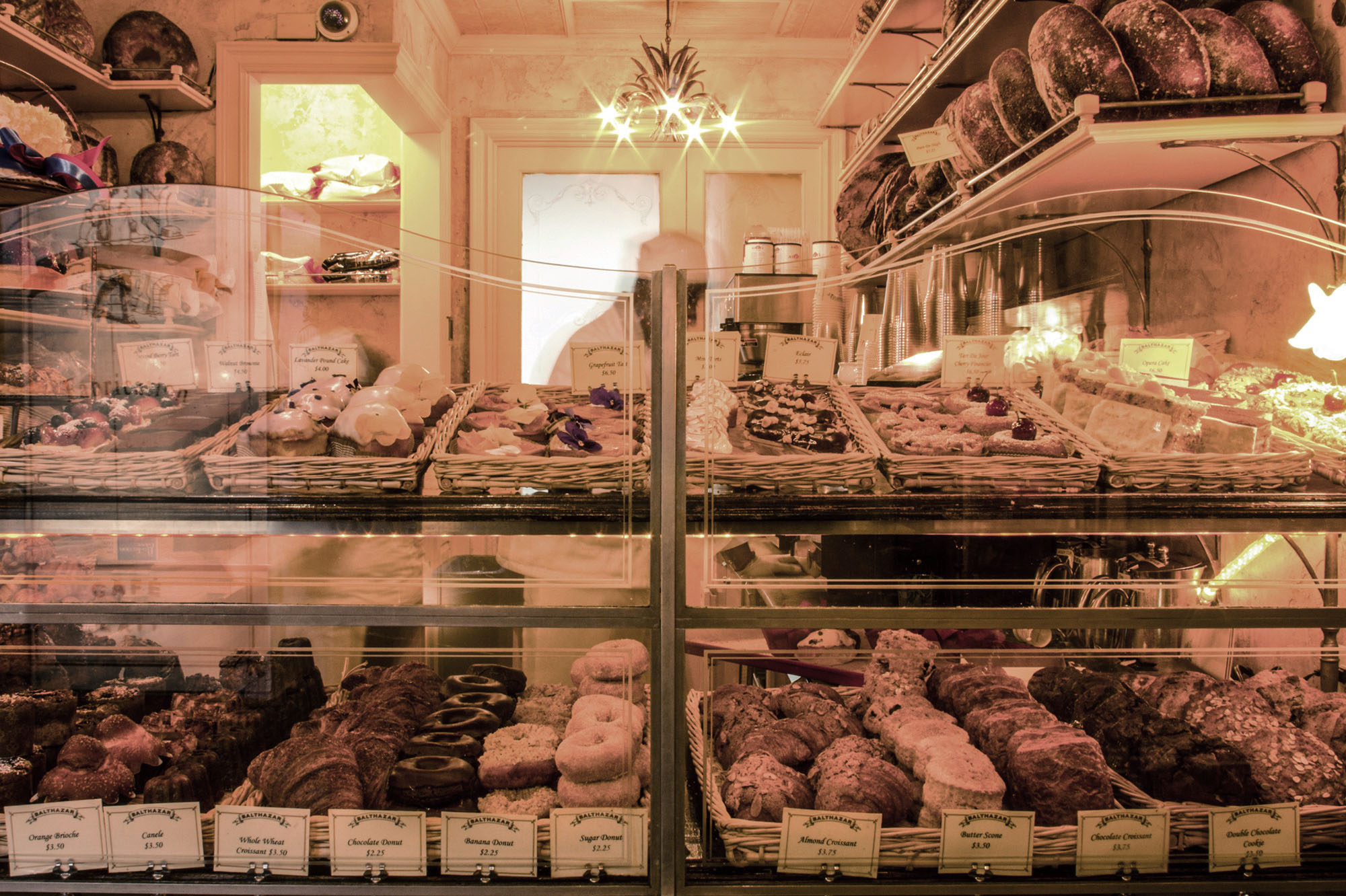 Since 1997 Balthazar Bakery Has Created Breads And Pastries For Customers Who Wish To Enjoy A Taste Of At Home Or Work
